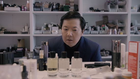 Comedian Ken Jeong Interns in Vogue's Beauty Closet, Discovers the Power of Sheet Masks