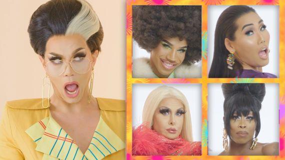 Rupaul's Drag Race All Stars 4 Cast Looks For Love - Part 2