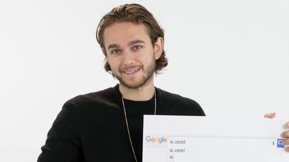 Zedd Answers the Web's Most Searched Questions