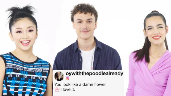 The Cast of Deadly Class Face Off in A Compliment Battle