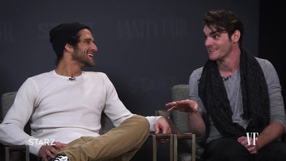Tyler Posey and RJ Mitte on the Power of 'Now Apocalypse'