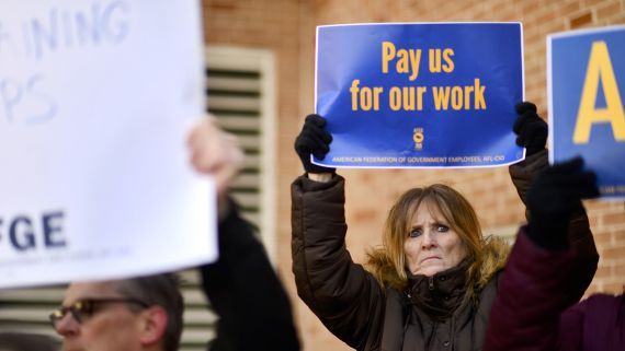 Working Without Pay