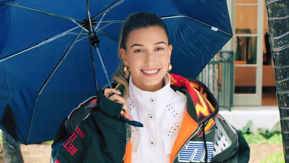 Hailey Bieber on Her Vogue Cover, How Justin Proposed, and Loving Shake Shack
