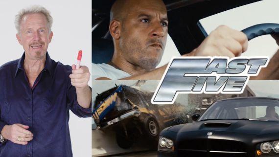 Fast Five's Stunt Coordinator Breaks Down the Vault Car Chase Scene