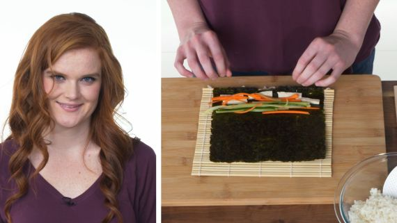 50 People Try to Make Sushi