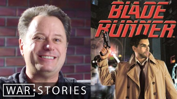 War Stories | Blade Runner: Skinjobs, voxels, and future noir