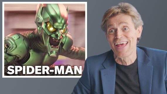 Willem Dafoe Breaks Down His Most Iconic Characters