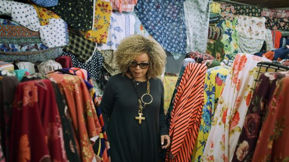 24 Hours with Costume Designer Ruth E. Carter
