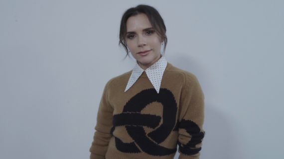 Victoria Beckham on Her Cinematic Fall 2019 Show