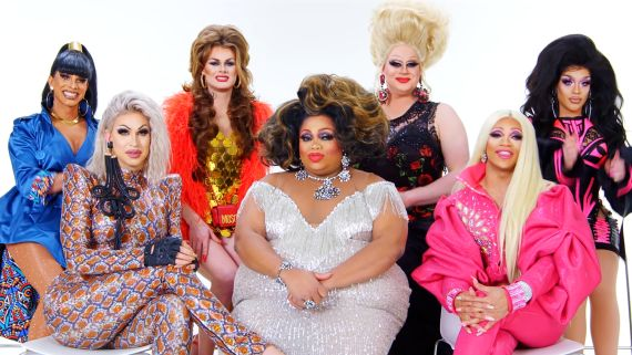RuPaul's Drag Race Season 11 Queens Play Drag Taboo - Part 2