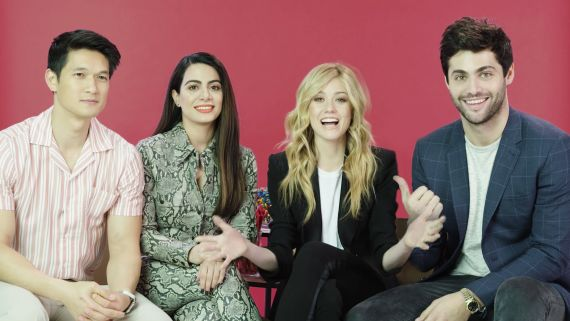 The 'Shadowhunters' Cast Plays Truth or Dare