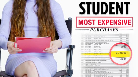 How A College Student Spends Her $40K Income