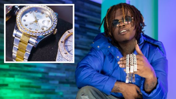 Gunna Shows Off His Insane Jewelry Collection
