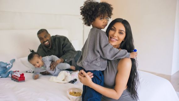Kim Kardashian West on Her Growing Family, Law School, and Her Hidden Hills Home