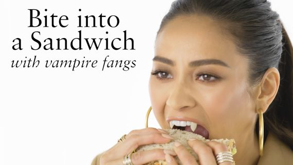 Shay Mitchell Tries 9 Things She's Never Done Before
