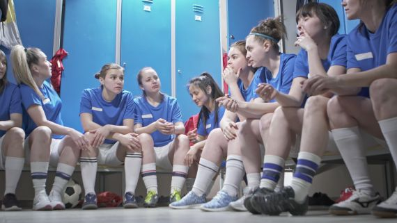 The Path From High School To The Pros In Women's Soccer