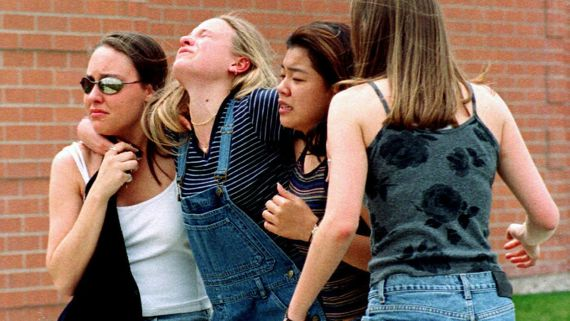 A First Responder Remembers the Columbine Massacre