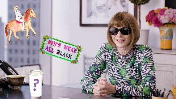 Anna Wintour on AOC and the Three Things She Never Leaves the House Without