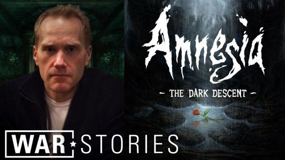Amnesia: The Dark Descent - The horror facade   War Stories