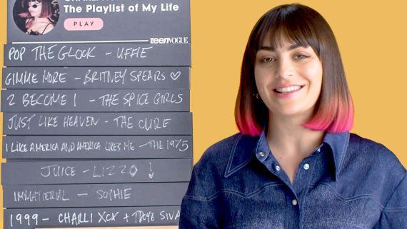 Charli XCX Creates The Playlist of Her Life