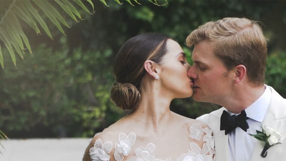 Tara & Tyler's Real Wedding | Palm Beach, Florida