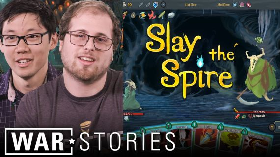 How Slay the Spire's Original Interface Almost Killed the Game | War Stories