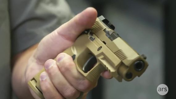 Army's New Pistol Has Had Some Misfires