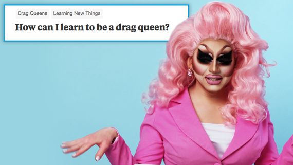 Trixie Mattel Goes Undercover on Reddit, Twitter and YouTube