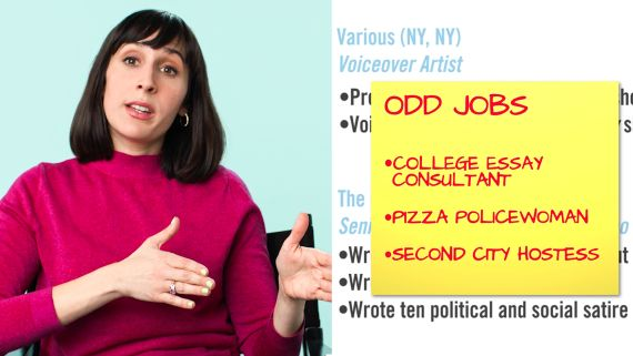 Comedy Writer Explains Her Career Path, from First Job to Current