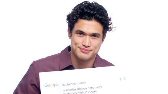 Charles Melton Answers the Web's Most Searched Questions