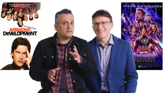 """The Russo Brothers Break Down their Career from """"Arrested Development"""" to """"Avengers: Endgame"""""""