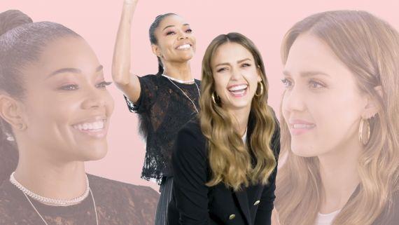 Jessica Alba and Gabrielle Union Take a Friendship Test