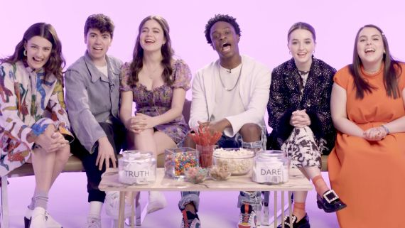 "The Cast of ""Booksmart"" Play I Dare You"