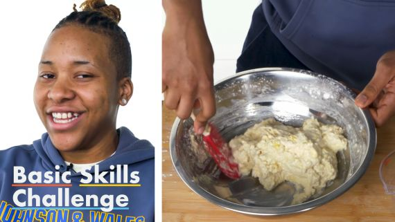 50 People Try to Make Dough