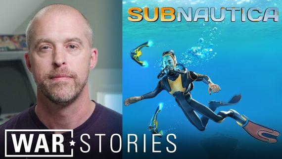 Subnautica: A world without guns | War Stories