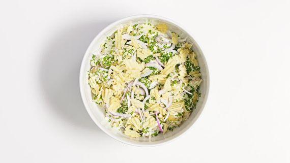 Sour Cream 'n' Onion Potato Salad