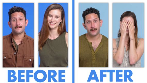 Interviewed Before and After Our First Date