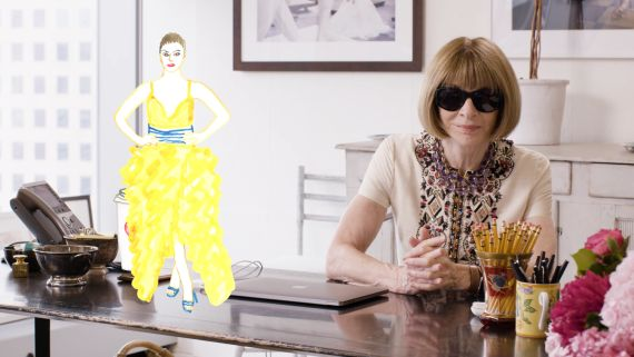 Anna Wintour on Cardi B and Her Favorite Runway Show Ever