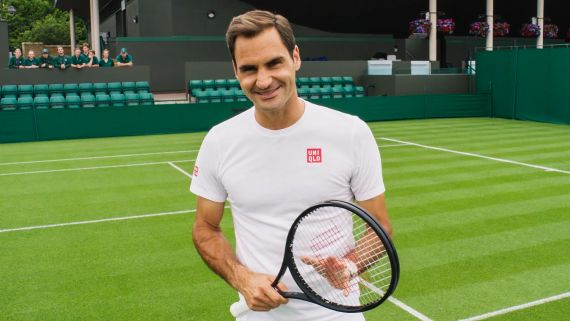 Roger Federer on Wimbledon, the Perfect Serve, and His Love of Chocolate