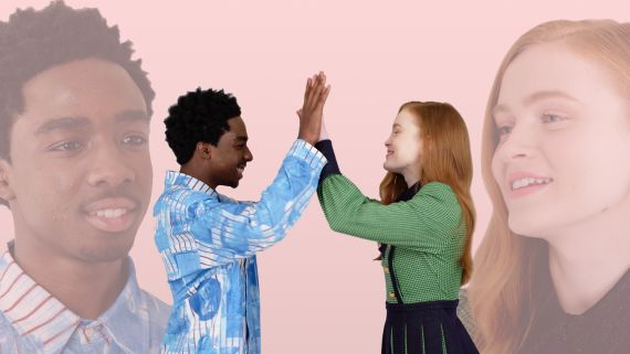 Stranger Things' Caleb McLaughlin and Sadie Sink Take A Friendship Test