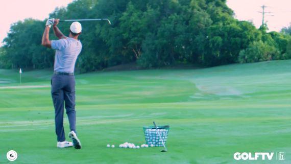 Tiger Woods on his Practice Secrets
