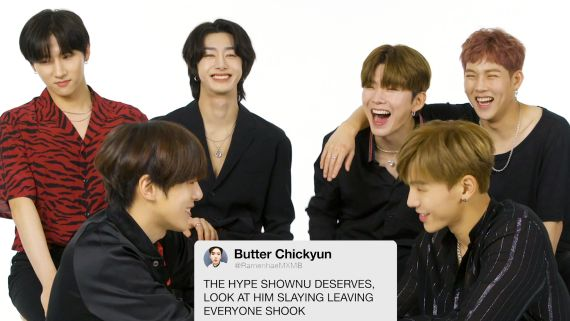 Monsta X Compete in a Compliment Battle