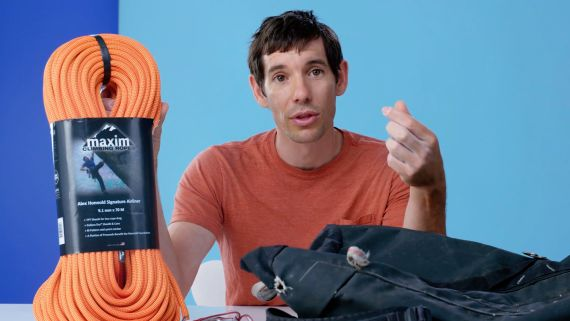 10 Things Alex Honnold Can't Live Without