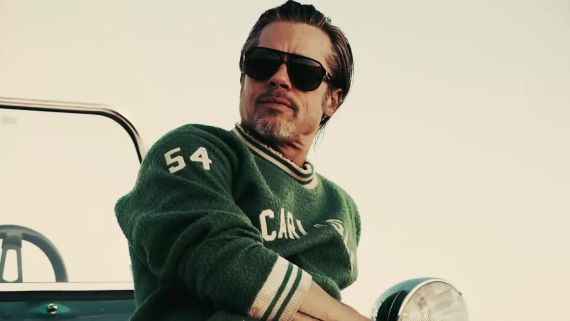 The Eternal Cool of Brad Pitt