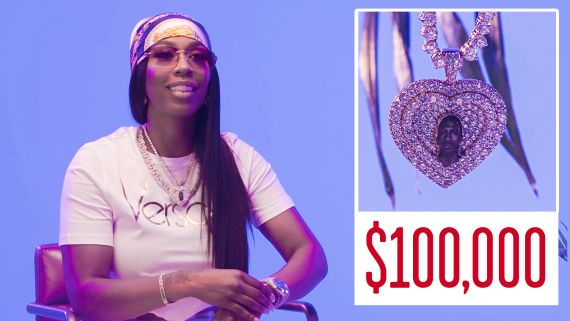 Kash Doll Shows Off Her Insane Jewelry Collection
