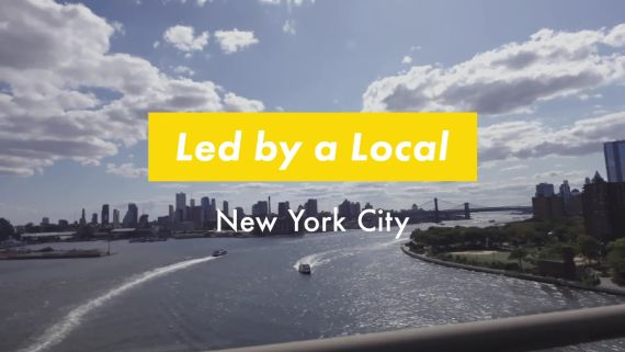 Led by a Local in N.Y.C.