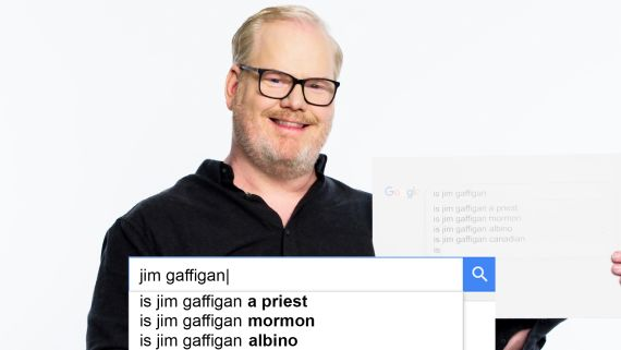 Jim Gaffigan Answers the Web's Most Searched Questions