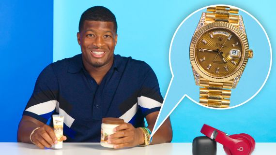10 Things Jameis Winston Can't Live Without