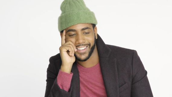 Behind The Scenes of Jharrel Jerome's Style Shoot