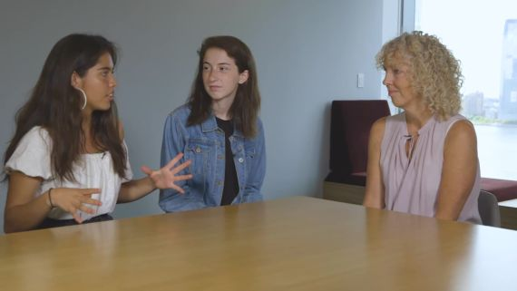 Two Generations of Climate Activists Discuss The Future of The Movement